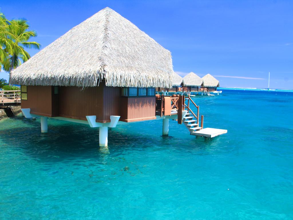 Taiti na Polinésia Francesa