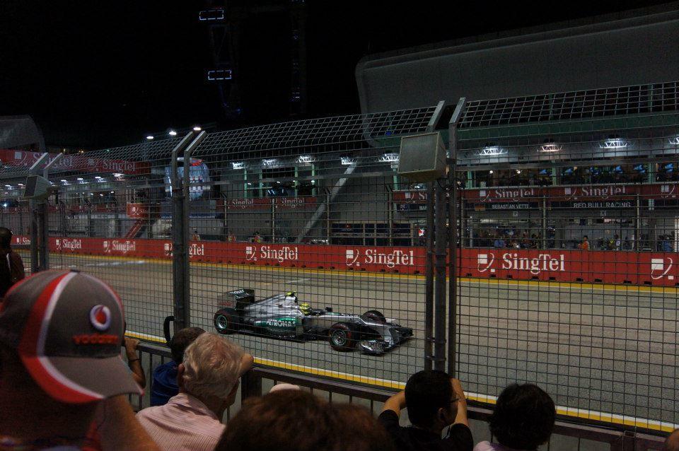 F1 em Cingapura
