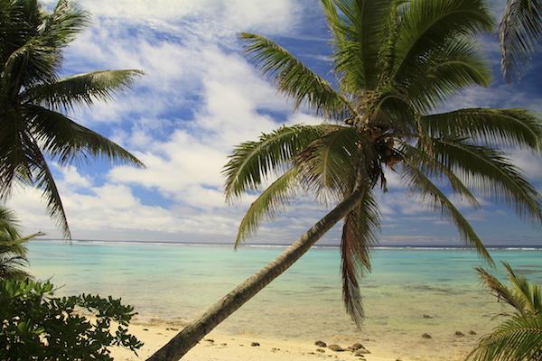 Rarotonga nas Ilhas Cook