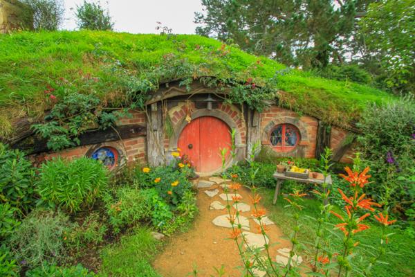 Condado dos Hobbits na Nova Zelândia