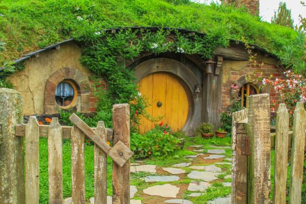 Hobbiton - Condado dos Hobbits na Terra Média