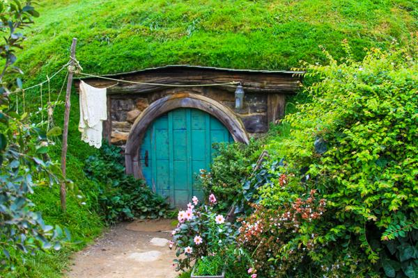 Hobbiton - O Condado dos Hobbits na Nova Zelândia