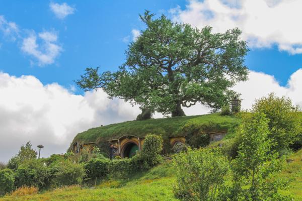 Bags End Hobbiton: Casa dos Hobbits mais famosos do mundo