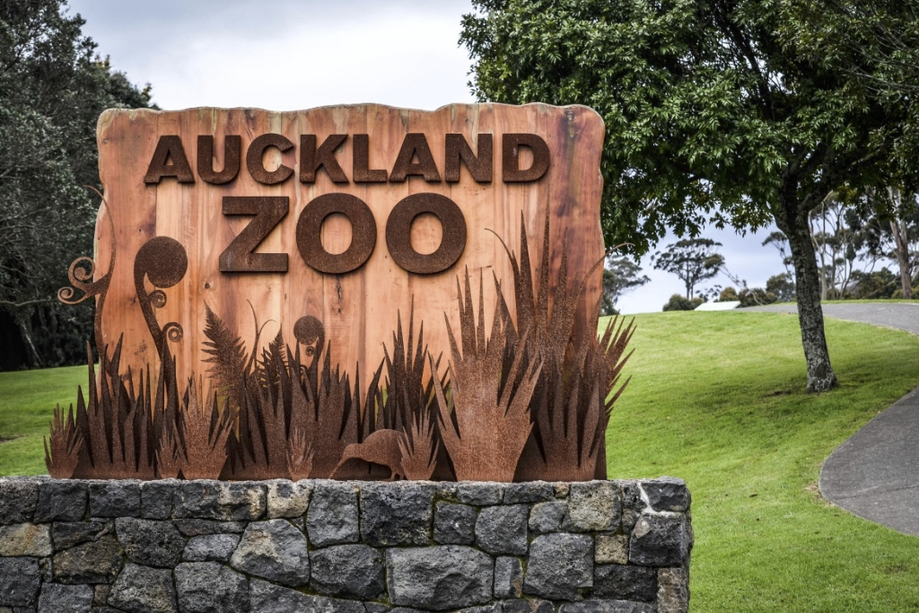 Zoológico de Auckland
