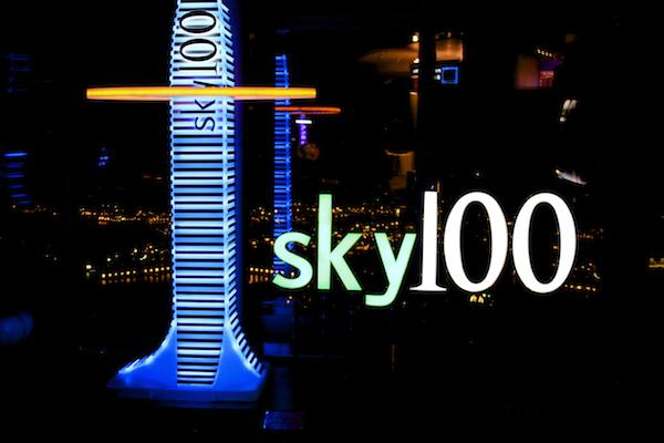 Sky100 - Mirante no prédio mais alto de Hong Kong