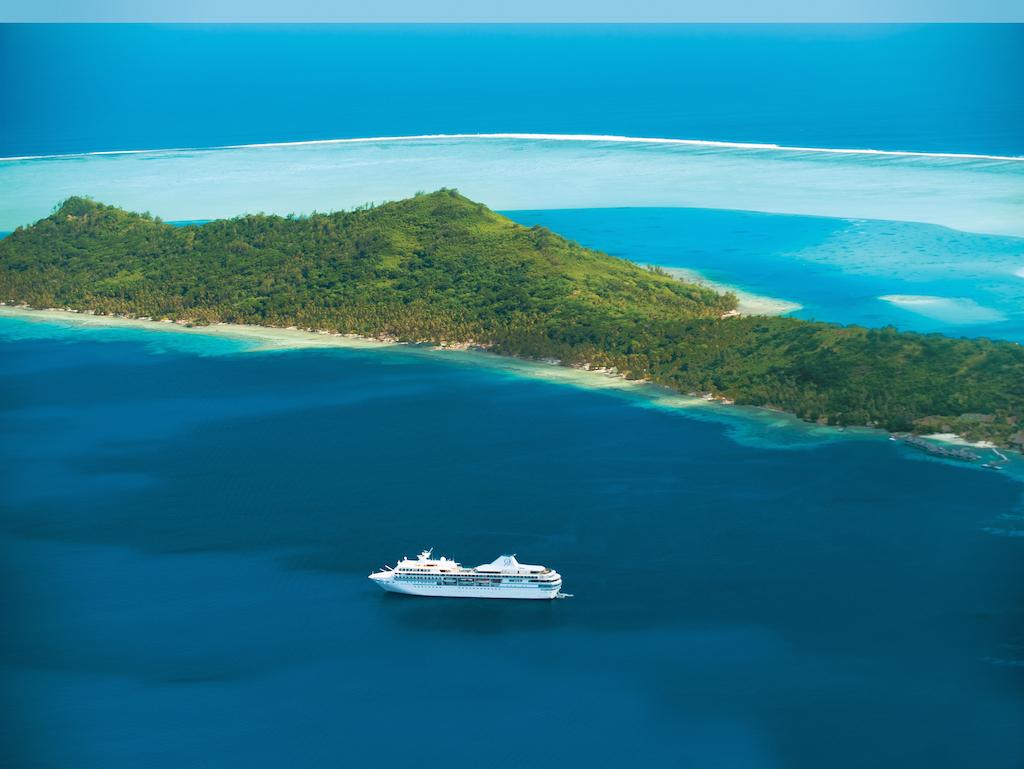 Cruzeiro pela Polinésia com a Paul Gauguin Cruises