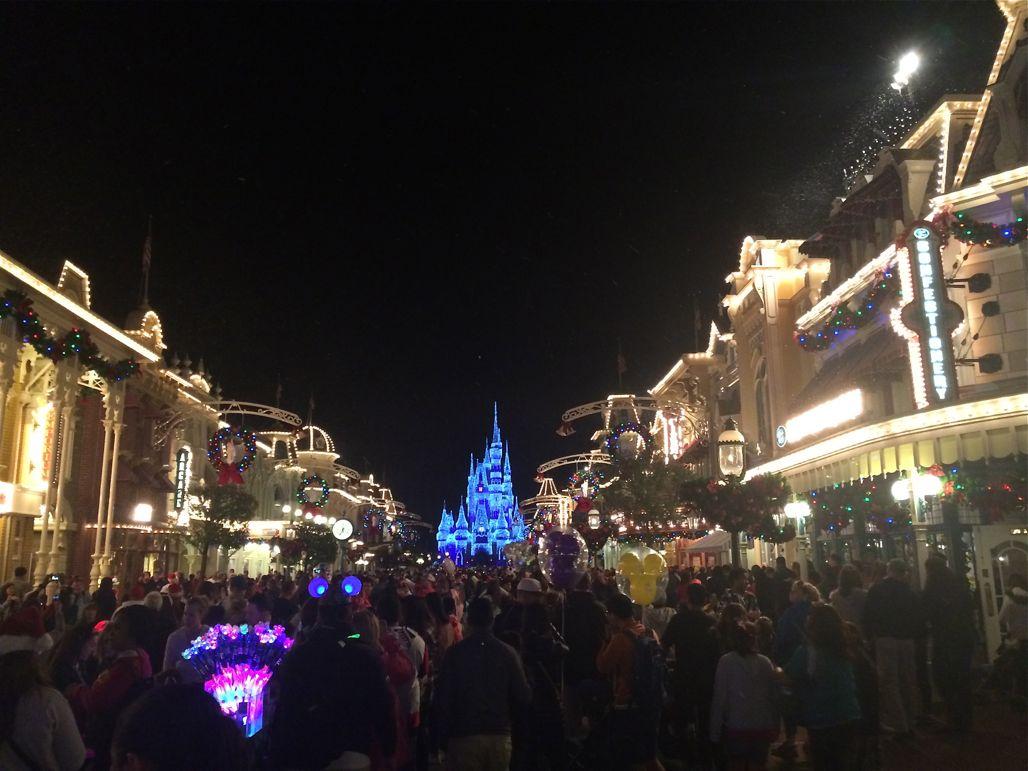 Natal e Ano Novo na Disney