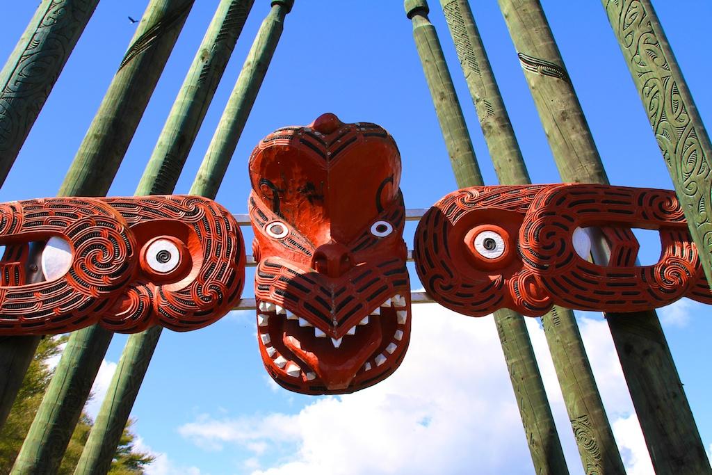 Maoris na Nova Zelândia