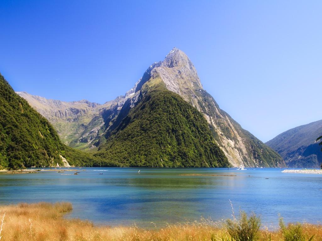 Milford Sound - Fiorde Nova Zelândia