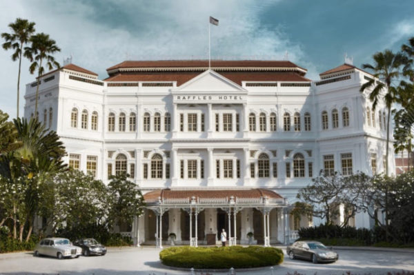 Raffles Hotel em Singapura