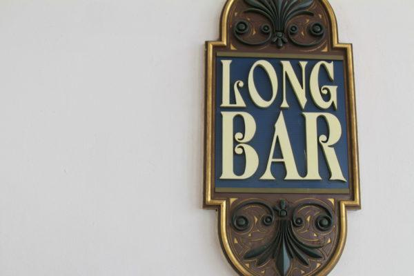 Long Bar Singapura Raffles Hotel