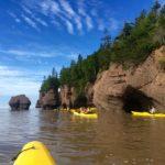 Hopewell Rocks, Bay of Fundy, Canada