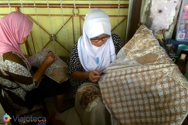 Batik na Indonésia