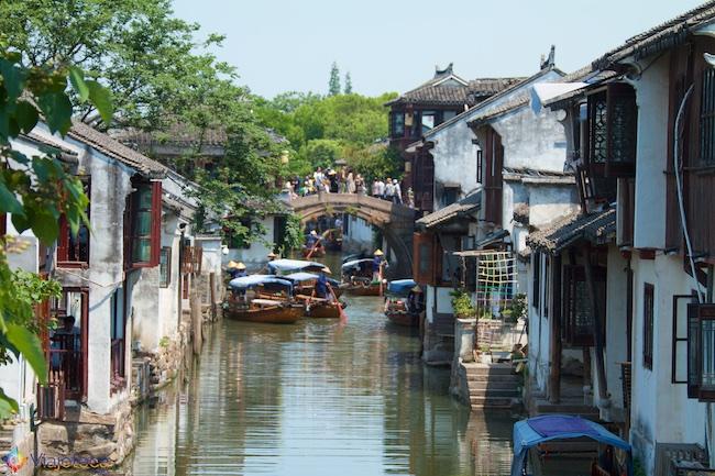 Zhouzhuang - A Veneza Chinesa