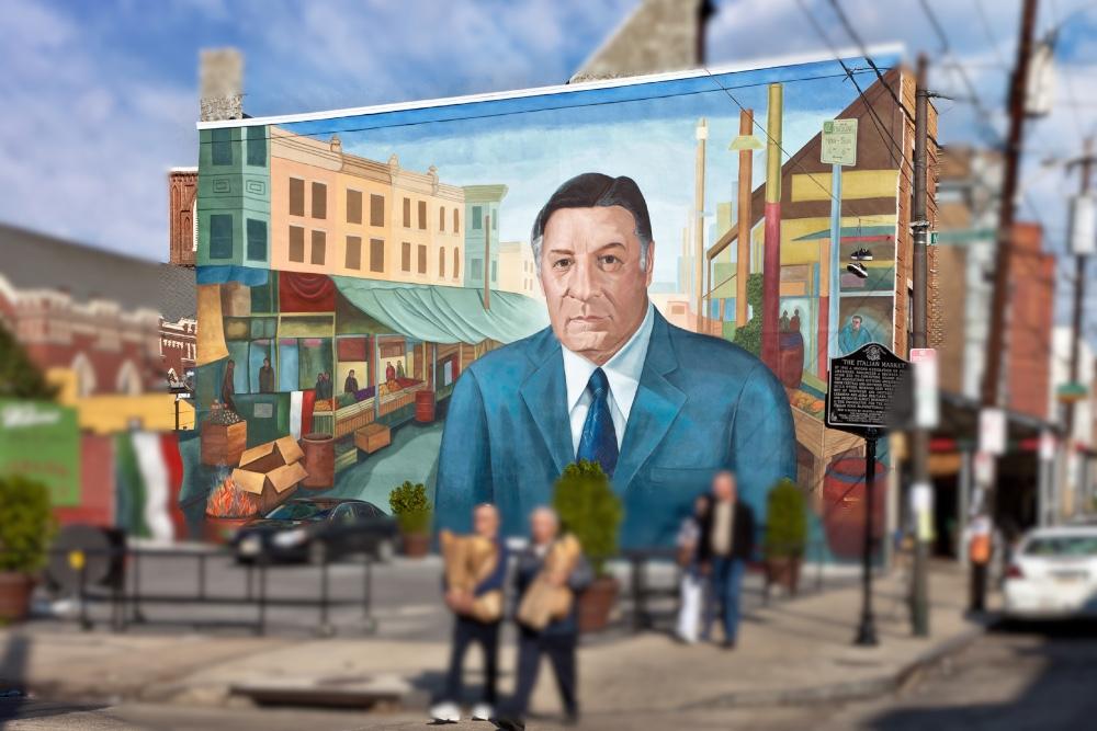 Mercado Italiano em Filadelfia
